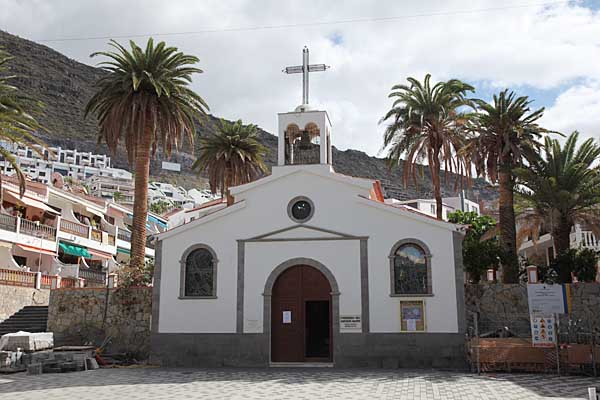 Kirche in Los Gigantes